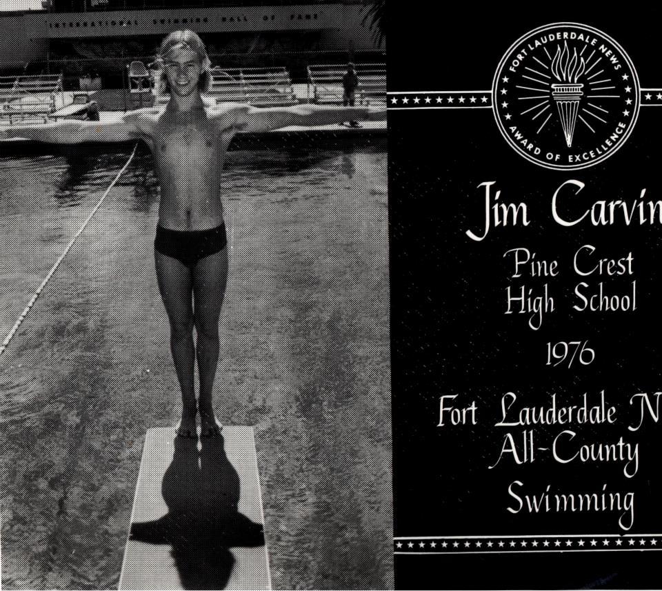 James Carvin School Award