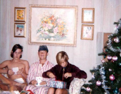 Chris, Chickie & James