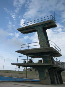 Ten Meter Platform