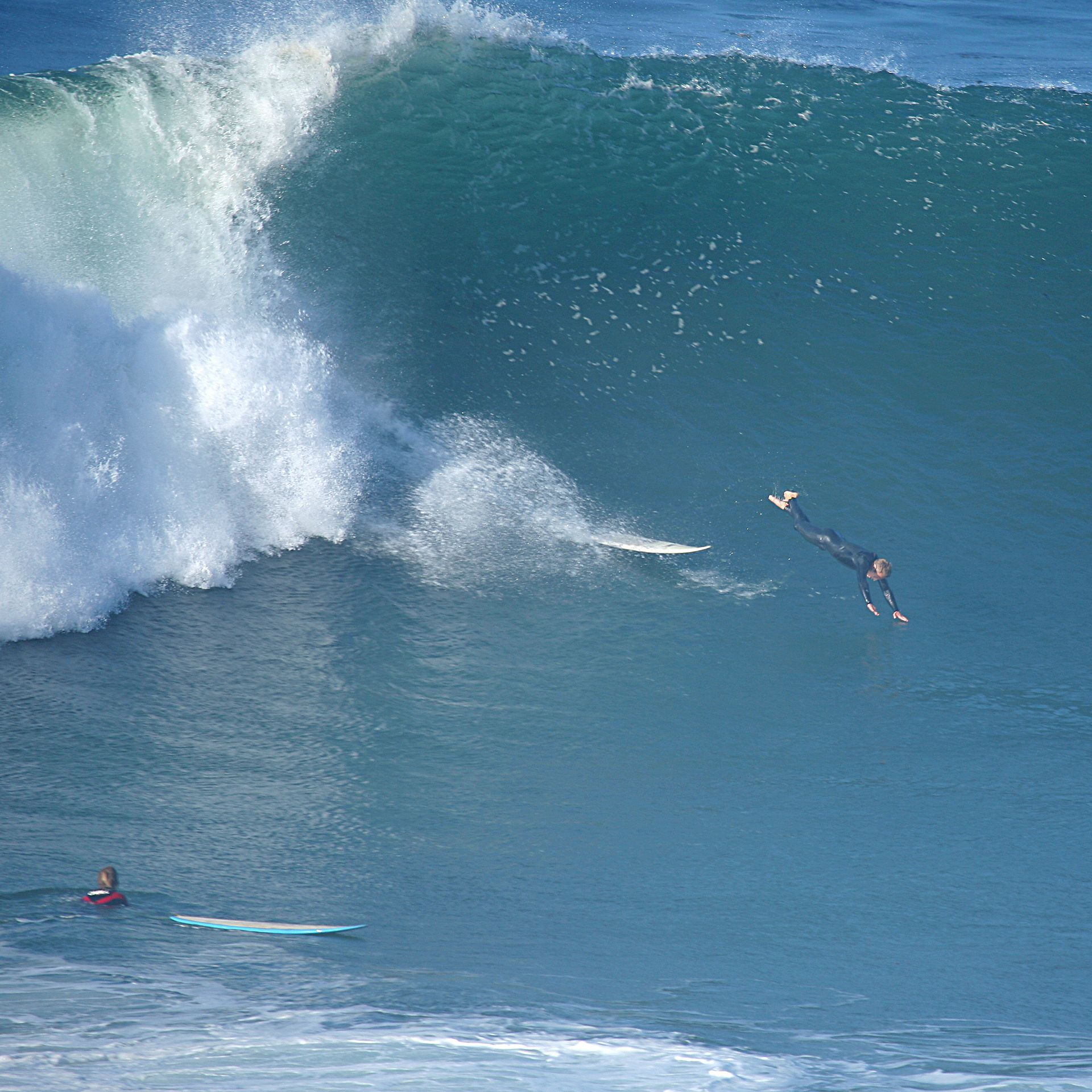 West Coast Wipeout