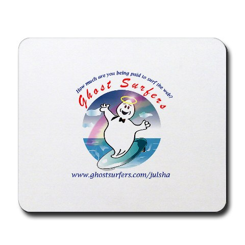 URL Mouse Pad